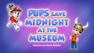 Pups Save Midnight at the Museum (HQ)