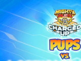 PAW Patrol Original 5s: Charged Up: Pups vs. a Copycat Marshall