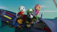 PAW Patrol Pups Save the PAW Patroller Scene 17