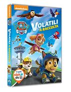 PAW Patrol All Wings on Deck DVD Italy