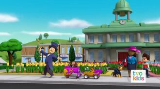 PAW Patrol Humdinger's Kitty Rescue Crew (North-American Version)