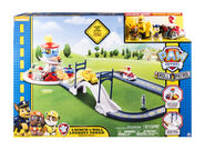 PAW Patrol Launch 'n' Roll Lookout Tower Track Playset