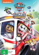 PAW Patrol Ultimate Rescue DVD Australia