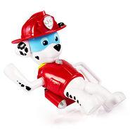 Paddlin Pups Bath Toy- Marshall
