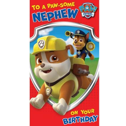 Image Birthday Card Nephewg Paw Patrol Wiki Fandom Powered