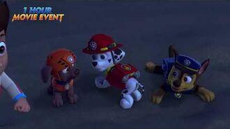 Paw patrol mighty pups coming soon sneak peek Nick Jr