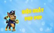 Những chú chó cứu hộ Điệu nhảy Pup Pup
