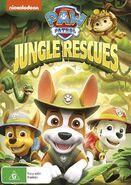 PAW Patrol Jungle Rescues DVD Australia