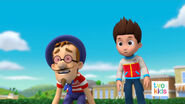 PAW Patrol Pups Save the Critters Ryder and Francois Turbot 1
