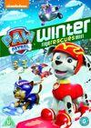 PAW Patrol Winter Rescues DVD UK
