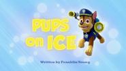 Pups On Ice
