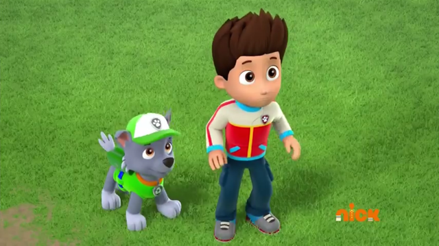 File:PAW Patrol Pups Save a Lucky Collar Ryder Rocky.PNG