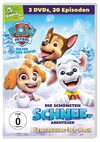 PAW Patrol Best in Snow! Collection DVD Germany RTL