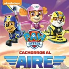 Latin American cover (<i>Cachorros al aire</i>)