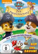 PAW Patrol Pups and the Pirate Treasure DVD Germany