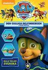 PAW Patrol Den gulliga delfinbebisen & andra äventyr DVD