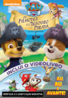 PAW Patrol Pups and the Pirate Treasure DVD Brazil