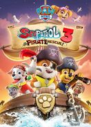 Sea Patrol 3: The Great Pirate Rescue!
