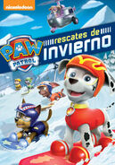 PAW Patrol Winter Rescues DVD Latin America