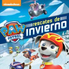 Latin American cover (<i>Rescates de invierno</i>)