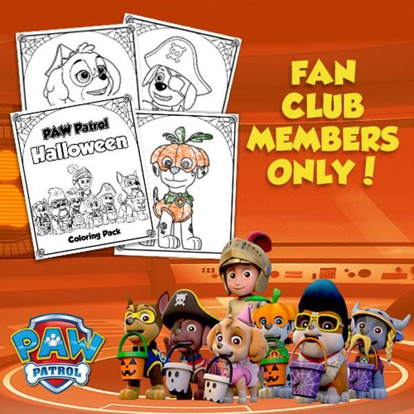 Spooky (Nick Jr. Theme) | PAW Patrol Wiki | FANDOM powered by Wikia