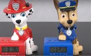 Marshall and Chase Alarm Clocks