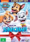 PAW Patrol Best in Snow! Collection DVD Australia