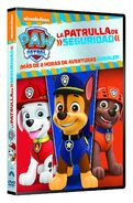 PAW Patrol Safety Pups DVD Spain