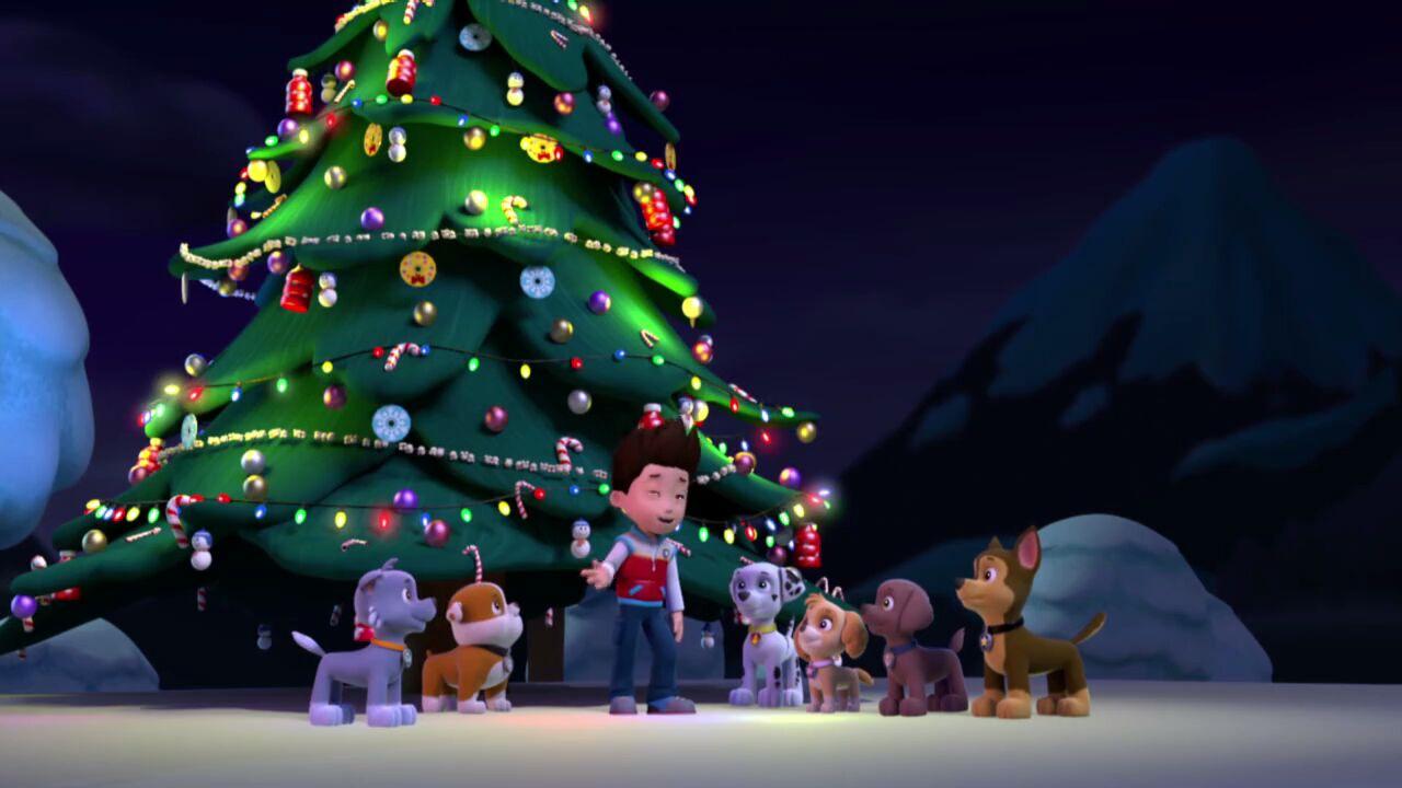 pawpatrols01e16pupssavechristmas720pwebripx264aac 1310976jpg - Paw Patrol Christmas Decorations