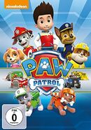 PAW Patrol DVD Germany