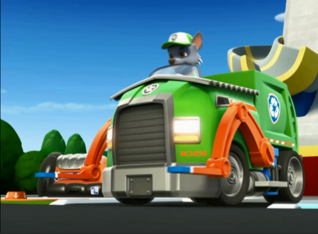 File:Rocky in his eco truck.png