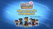 Ultimate Rescue- Pups Save the Pupmobiles