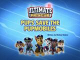 Ultimate Rescue: Pups Save the Pupmobiles