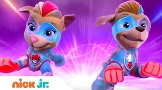 Mighty Pups Meet the Mighty Twins - Trailer & Sneak Peek Paw Patrol Nick Jr.