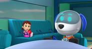 Robo - Dog & Precious' Owner
