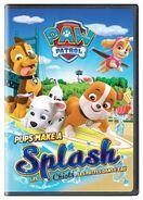 Pups Make a Splash (DVD)