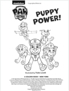 Puppy power book 2