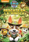 PAW Patrol Jungle Rescues DVD Latin America