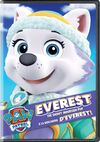 Everest - The Snowy Mountain Pup front cover