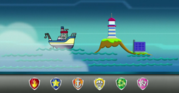 PAW Patrol Seal Island and the Flounder Icons