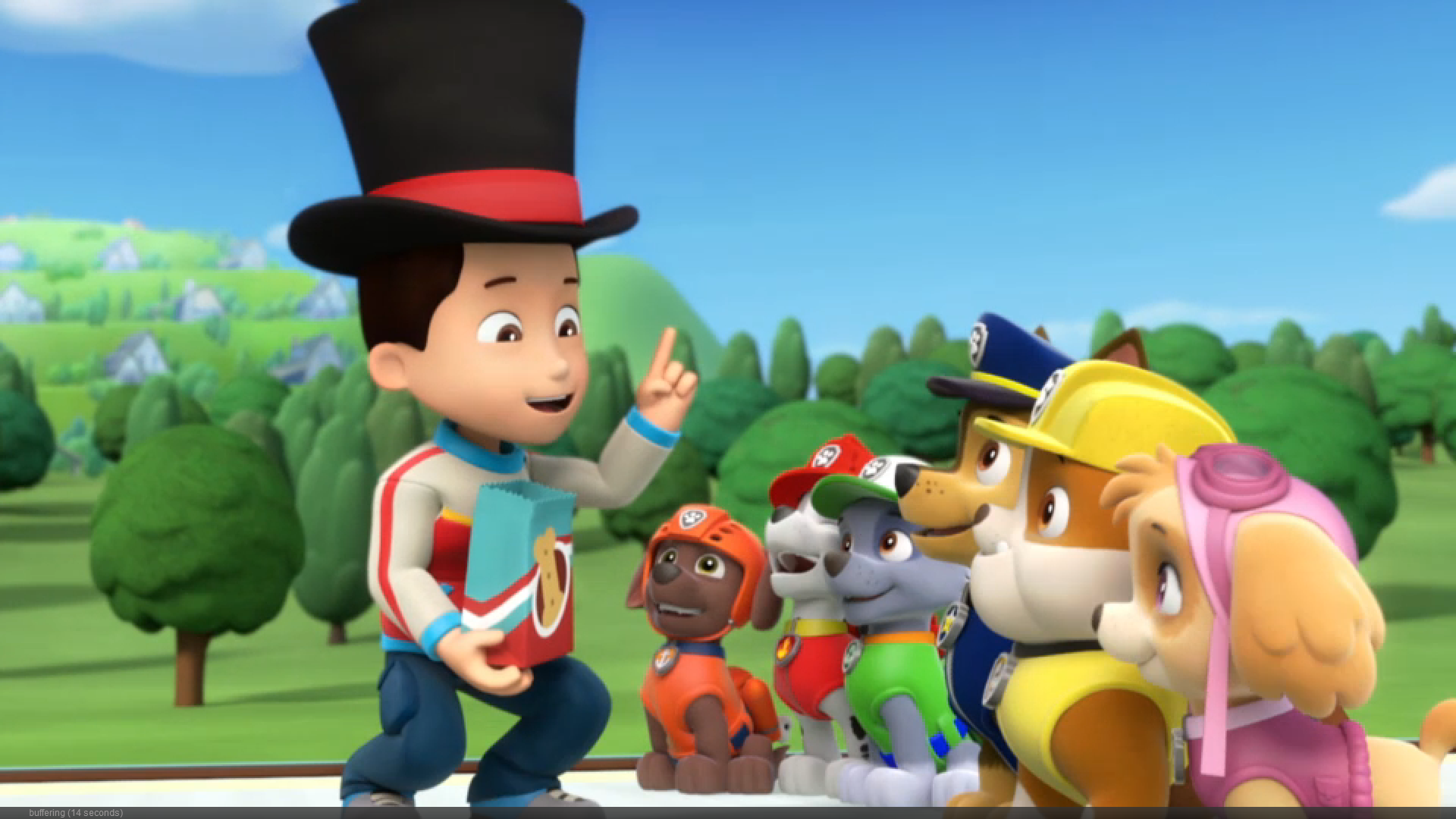 Ryder/Gallery/Pups Save the Circus | PAW Patrol Wiki ...