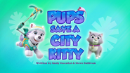 Pups Save a City Kitty (HQ)