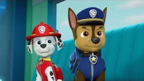 Paw Patrol On A Roll - Mighty Pups Full Episodes 11 Nick Jr