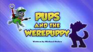 Werepuppy Titlecard