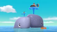 PAW Patrol - Baby Whale and Mother - Friendship Day