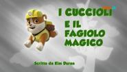 PAW Patrol I cuccioli e il fagiolo magico