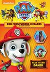 PAW Patrol Den forsvundne hvalros og andre eventyr DVD