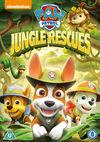PAW Patrol Jungle Rescues DVD UK
