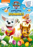 Pups Save the Bunnies (DVD)