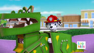 PAW Patrol Pups Save the Critters Marshall 4